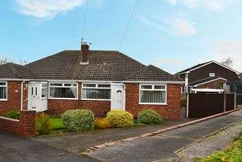 3 Bedrooms Bungalow for sale in Finchley Crescent, Whelley, Wigan, WN2 1AZ