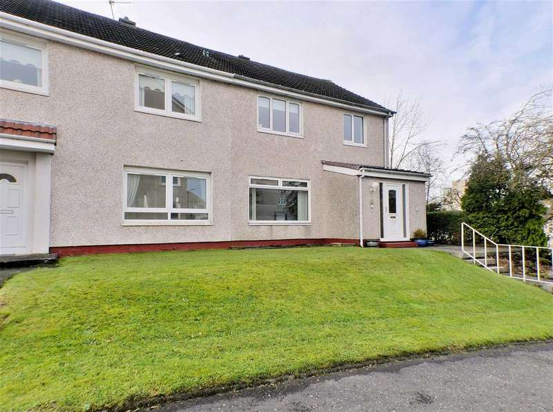 3 Bedrooms Semi Detached House for sale in MacAdam Place, Murray, EAST KILBRIDE