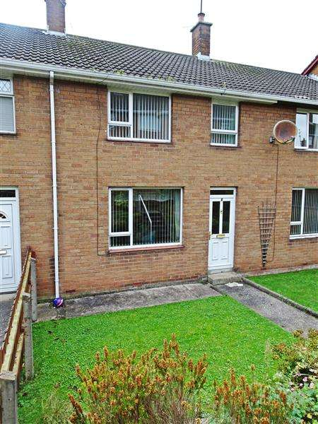 3 Bedrooms Terraced House for sale in 4 Braeside Park