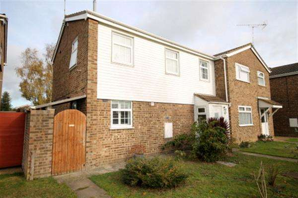 3 Bedrooms House for sale in Gilders Way, Clacton on Sea