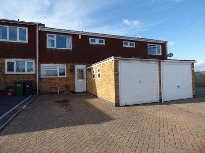 3 Bedrooms Terraced House for sale in Holt Avenue, Bishops Tachbrook, Leamington Spa, Warwickshire