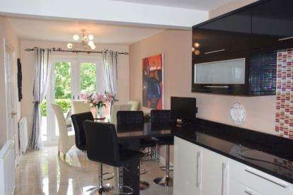 4 Bedrooms Detached House for sale in Shelburne Drive, Haslington, Crewe, Cheshire