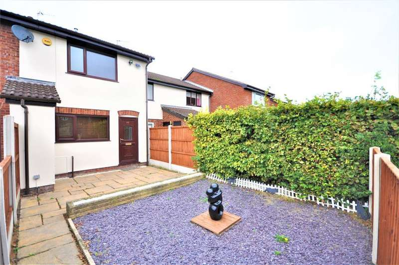 2 Bedrooms Mews House for sale in Badgers Walk East, Lytham, Lytham St Annes, Lancashire, FY8 4BS