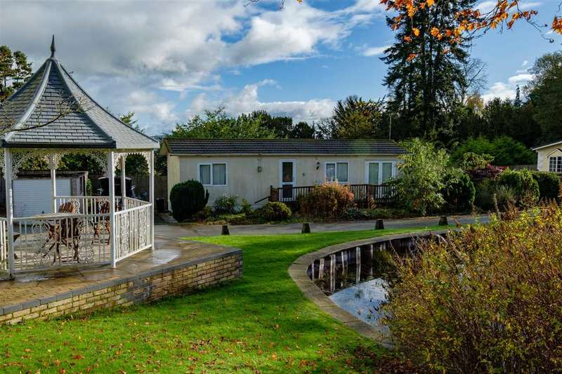 2 Bedrooms Park Home Mobile Home for sale in Cosy Nook, Norton Manor Park, Presteigne