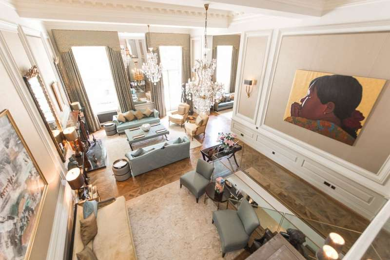 5 Bedrooms Ground Maisonette Flat for rent in Prince's Gate, South Kensington, SW7