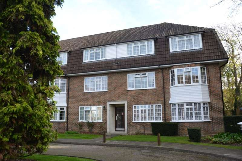 2 Bedrooms Flat for sale in London Road, Cheam, SM3