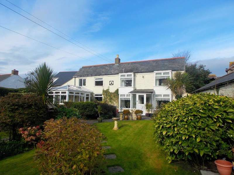 2 Bedrooms Detached House for sale in Undercliff, Phillack, Hayle