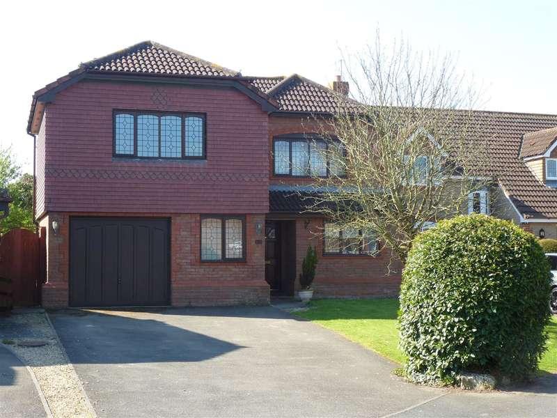 5 Bedrooms Detached House for rent in Treetops, Portskewett