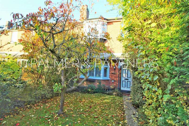 4 Bedrooms Terraced House for sale in Ipswich Road, Colchester