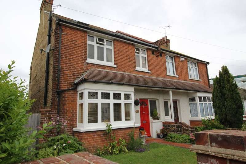 4 Bedrooms Detached House for sale in Stanley Road, Broadstairs, CT10