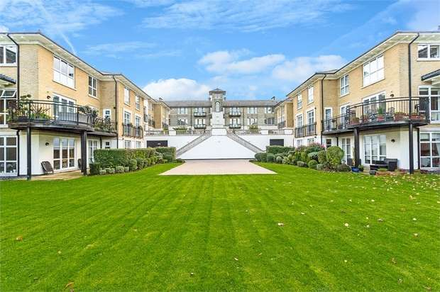 2 Bedrooms Flat for sale in St Vincents Lane, Mill Hill, NW7