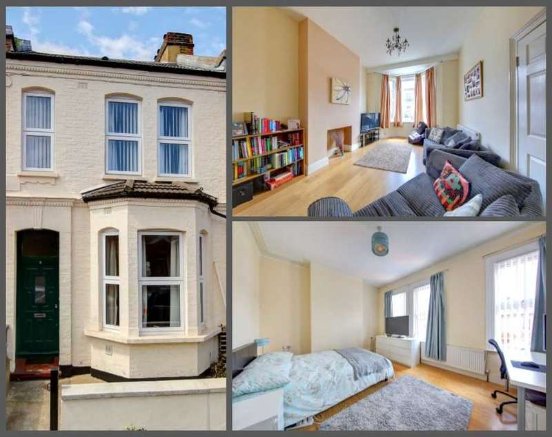 4 Bedrooms Terraced House for sale in Kingswood Road, Brixton