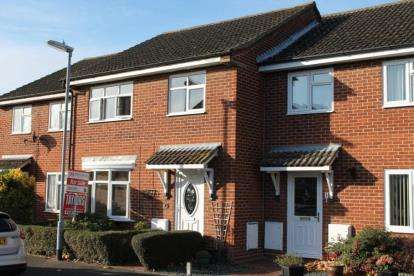 3 Bedrooms Terraced House for sale in Woolley Close, Brampton, Huntingdon, Cambs