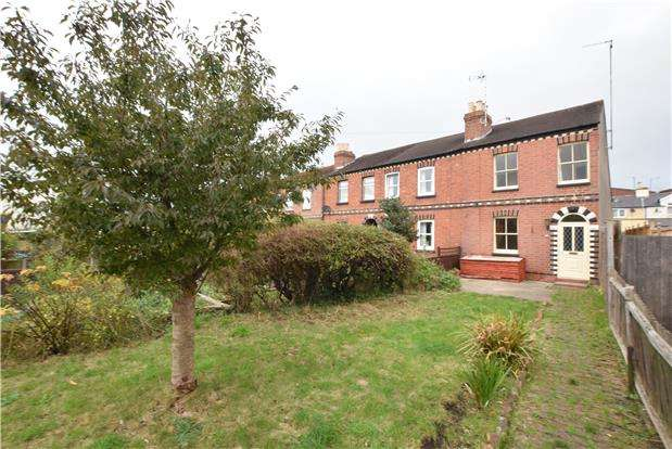 2 Bedrooms End Of Terrace House for sale in Rosehill Street, CHELTENHAM, Gloucestershire, GL52 6SJ