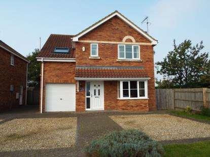 4 Bedrooms Detached House for sale in Tilney All Saints, Kings Lynn, Norfolk