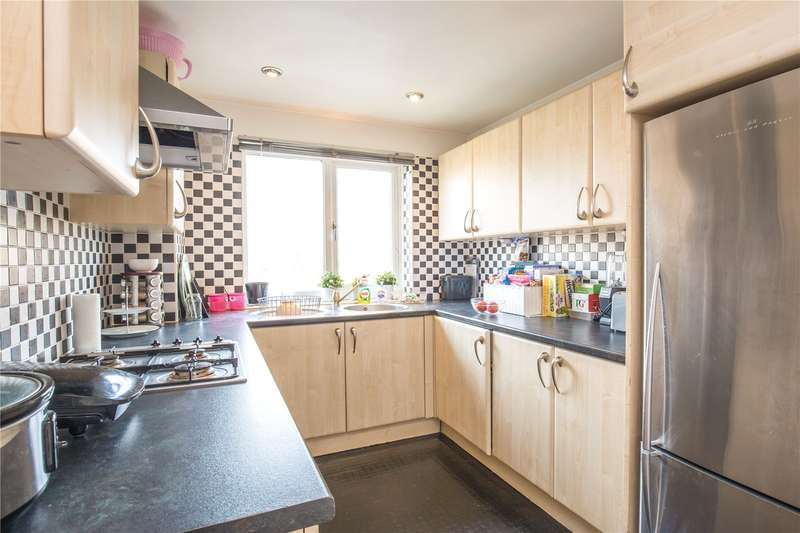 2 Bedrooms Apartment Flat for sale in Mansfield Heights, Great North Road, London, N2