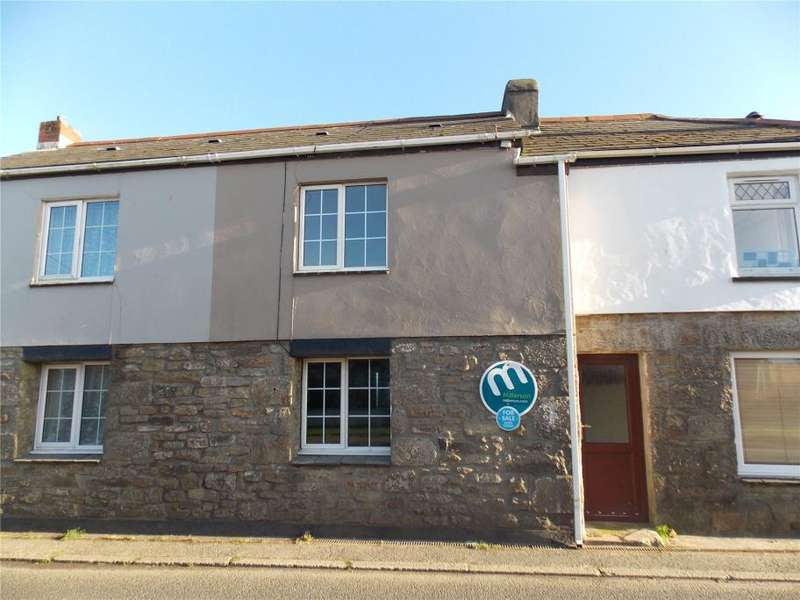 2 Bedrooms Terraced House for sale in Wood End Cottages, Pencoys, Four Lanes