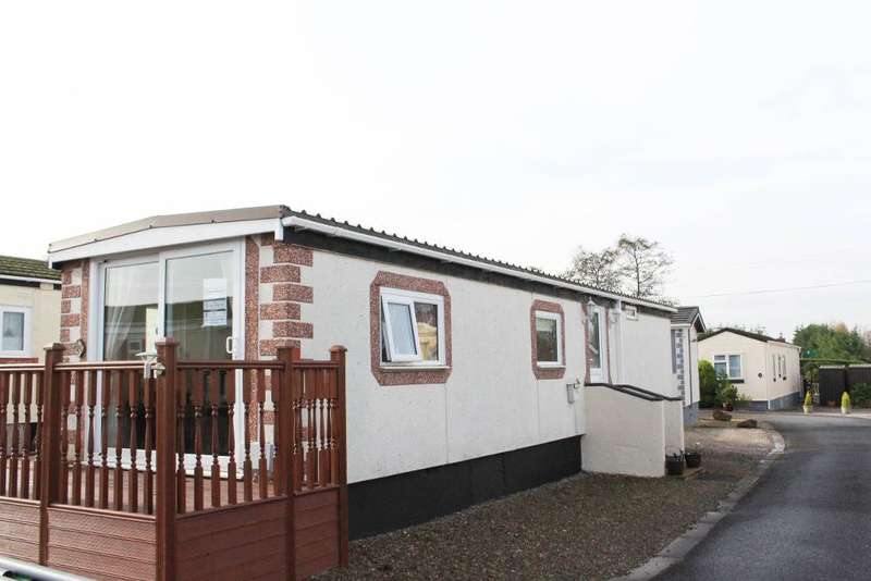 1 Bedroom Park Home Mobile Home for sale in Hambleton Country Park, Sower Carr Lane, Poulton Le Fylde, Lancashire, FY6 9EQ