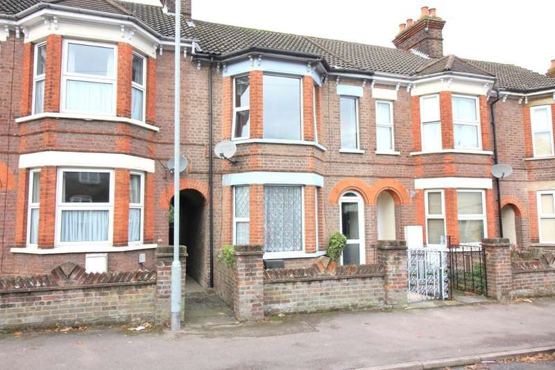 2 Bedrooms Terraced House for sale in Great Northern Road, Dunstable, Bedfordshire, LU5 4BW