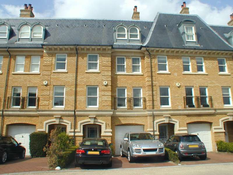 5 Bedrooms Terraced House for sale in Teddington