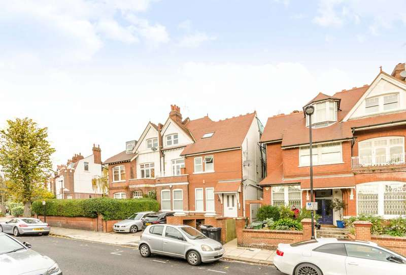 2 Bedrooms Flat for sale in Fawley Road, West Hampstead, NW6