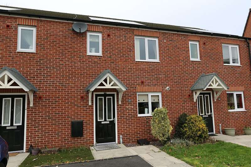 3 Bedrooms Terraced House for sale in Trinity Road, Ellesmere Port, Cheshire, CH65 5FB