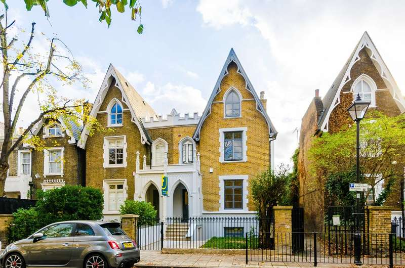 4 Bedrooms House for sale in Lorn Road, Stockwell, SW9