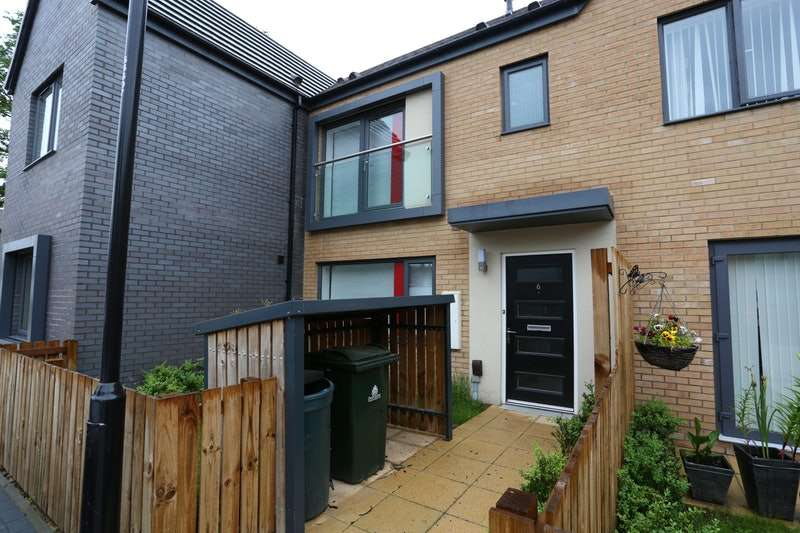 1 Bedroom Terraced House for sale in School House Mews, Doncaster, South Yorkshire, DN1