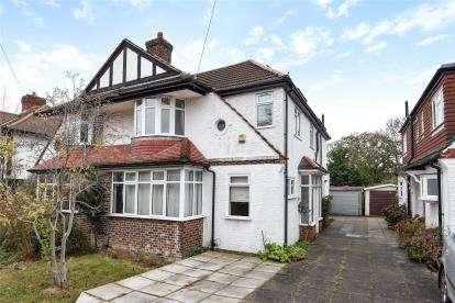 5 Bedrooms Semi Detached House for sale in Eden Way, Beckenham