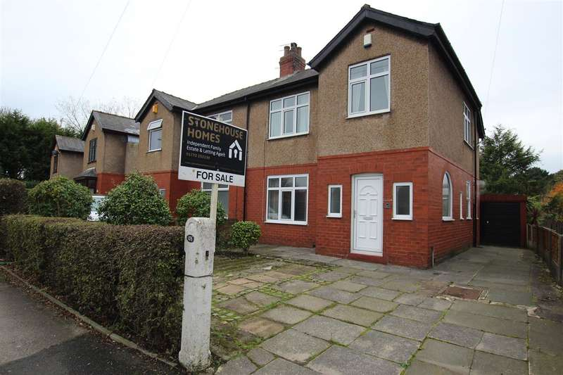3 Bedrooms Semi Detached House for sale in Woodplumpton Road, Fulwood, Preston