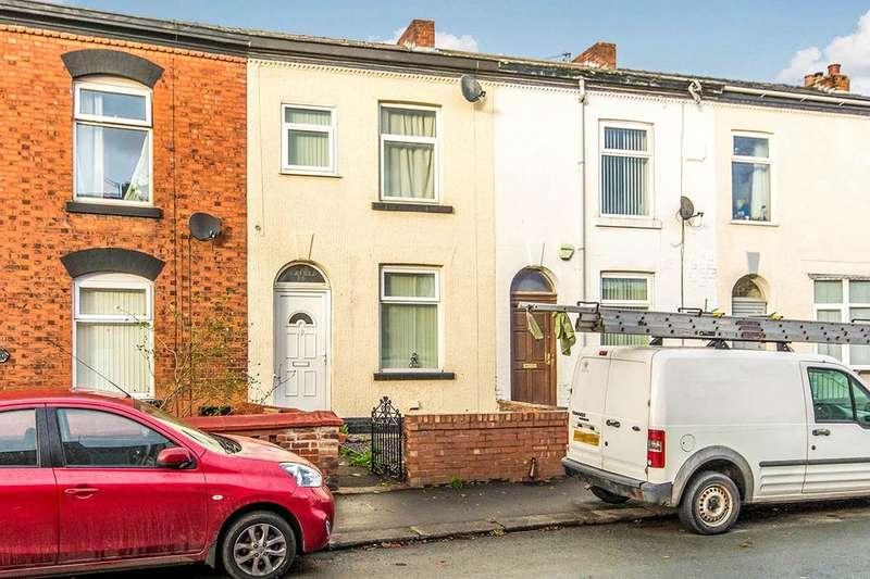 3 Bedrooms Terraced House for rent in Fairfield Road, Droylsden, Manchester, M43