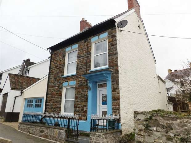 4 Bedrooms Detached House for sale in Mill Street, St Dogmaels, Cardigan, Pembrokeshire