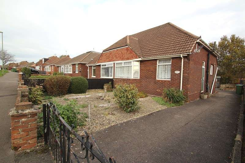 3 Bedrooms Semi Detached Bungalow for sale in Nicholas Crescent, Fareham