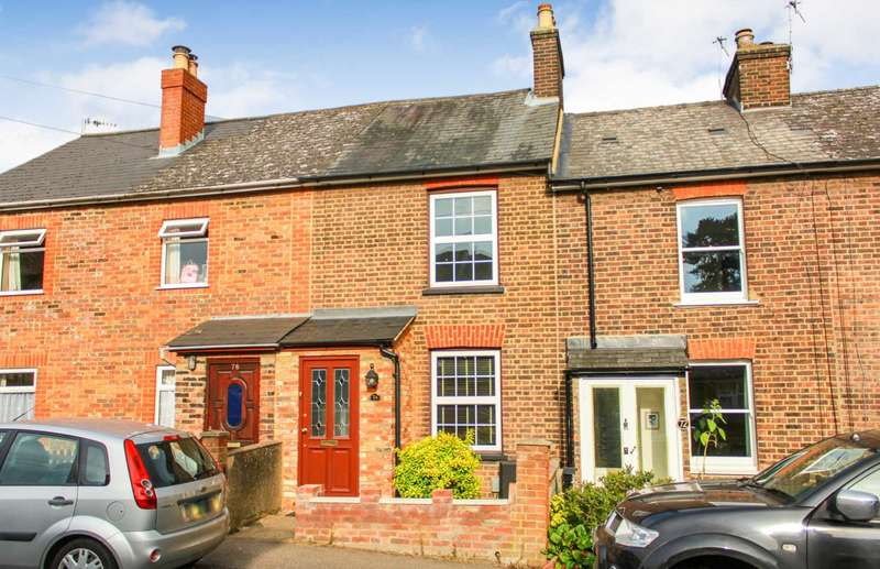 2 Bedrooms Cottage House for sale in 2 DOUBLE bed CHARACTER COTTAGE - PARKING - BOXMOOR `VILLAGE`. Puller Road, HP1