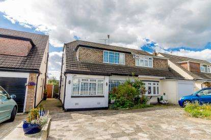 4 Bedrooms Semi Detached House for sale in Eastwood, Leigh-On-Sea, Essex