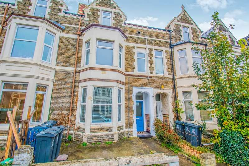 2 Bedrooms Ground Flat for sale in Claude Road, Cardiff