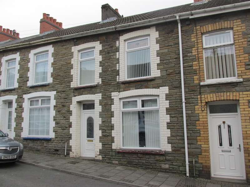 4 Bedrooms Terraced House for sale in Ael Y Bryn Street, Fochriw, Bargoed