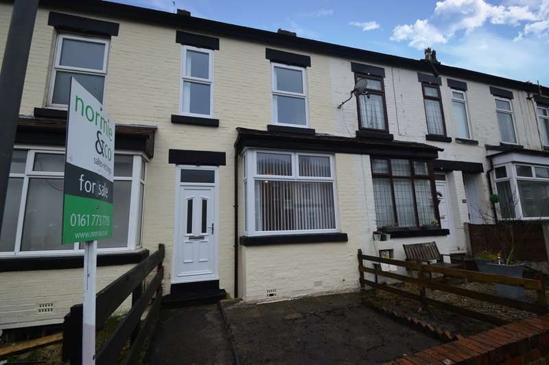 2 Bedrooms Terraced House for sale in Princess Road, Prestwich, MANCHESTER, M25