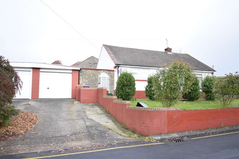 2 Bedrooms Detached Bungalow for sale in Hillcrest, New Inn, Pontypool, NP4