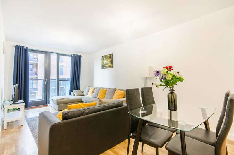 2 Bedrooms Flat for sale in Copperwood Place, Greenwich, SE10