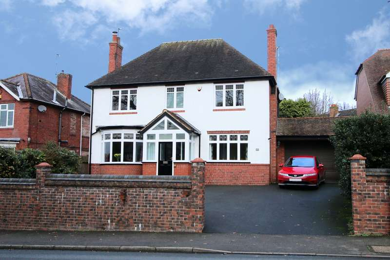 3 Bedrooms Detached House for sale in Chawn Hill, Pedmore, Stourbridge, DY9