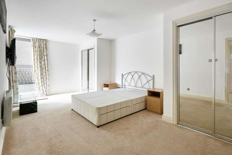 2 Bedrooms Flat for sale in Horizon Building, Canary Wharf, E14