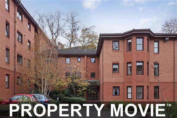 2 Bedrooms Flat for sale in Flat 4, The Laurels, 36 Broomhill Drive, Glasgow, G11 7AA