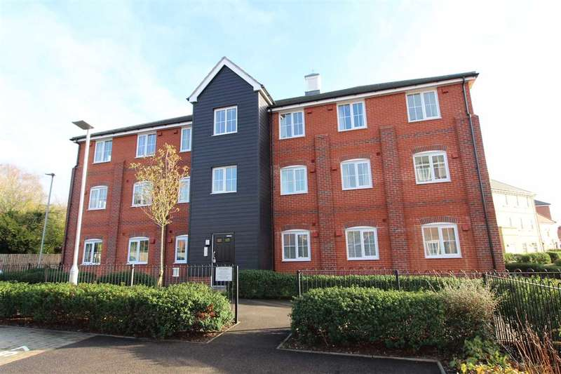 2 Bedrooms Apartment Flat for sale in Jubilee Crescent, Needham Market