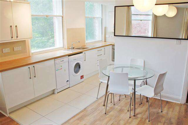 3 Bedrooms Flat for rent in The Gatehouse, St Andrews Street