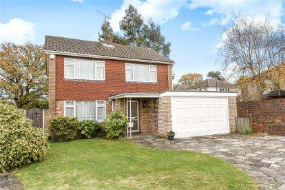 3 Bedrooms Detached House for sale in Rose Dale, Crofton Heath, Orpington