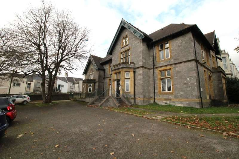 3 Bedrooms Detached House for rent in Whitefield House Baring Street, Plymouth, PL4
