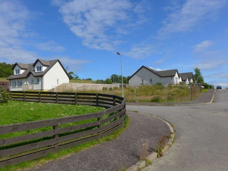 4 Bedrooms Detached House for sale in New Build Fernoch Crescent, Lochgilphead, PA31 8AE