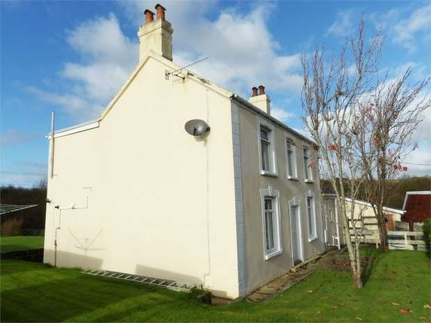 4 Bedrooms Detached House for sale in Dunvant, Dunvant, Swansea, West Glamorgan