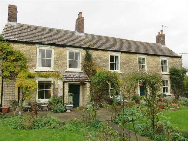 4 Bedrooms Detached House for sale in Bishop Norton Road, Glentham, Market Rasen, Lincolnshire